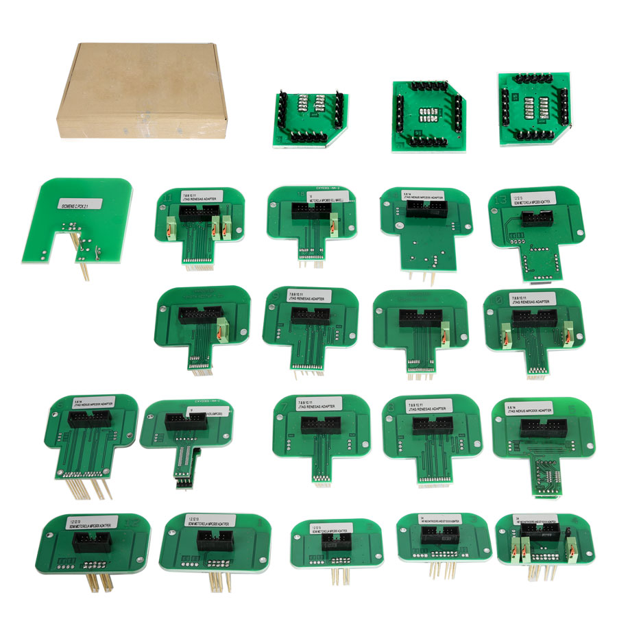 BDM Probe Adapters